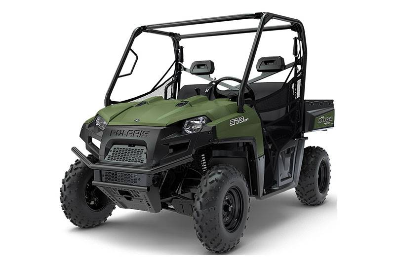 2019 Polaris Ranger 570 Full Size in Lincoln, Maine