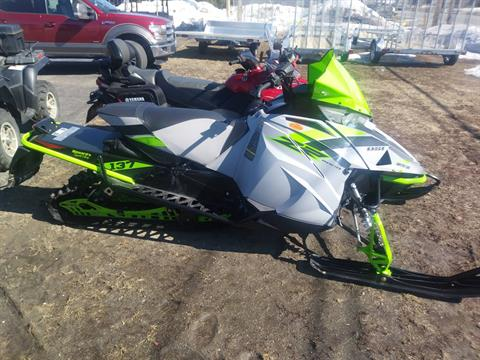 2018 Arctic Cat ZR8000 ES 137 in Lincoln, Maine