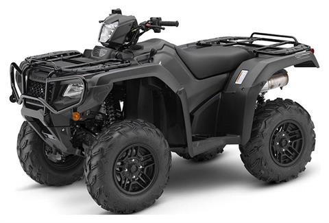 2019 Honda Foreman Rubicon DCT/EPS  IRS  Deluxe in Lincoln, Maine