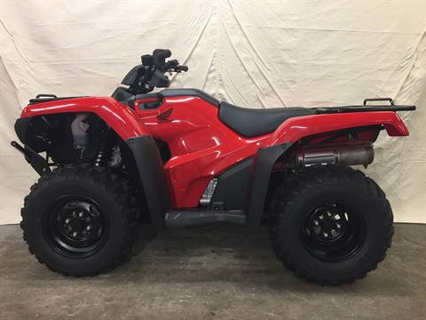 2017 Honda RANCHER 4x4 SWINGARM in Lincoln, Maine - Photo 2