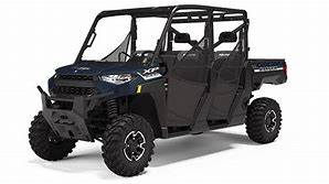 2020 Polaris RANGER CREW 570-6 in Lincoln, Maine