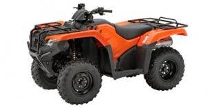 2018 Honda RANCHER 4x4 in Lincoln, Maine