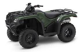 2018 Honda RANCHER 4x4 AT IRS in Lincoln, Maine