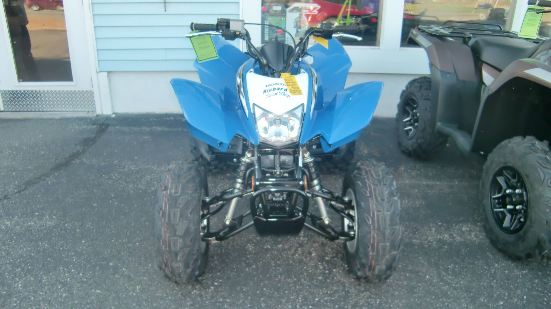 2020 Honda TRX250X1L in Lincoln, Maine - Photo 2