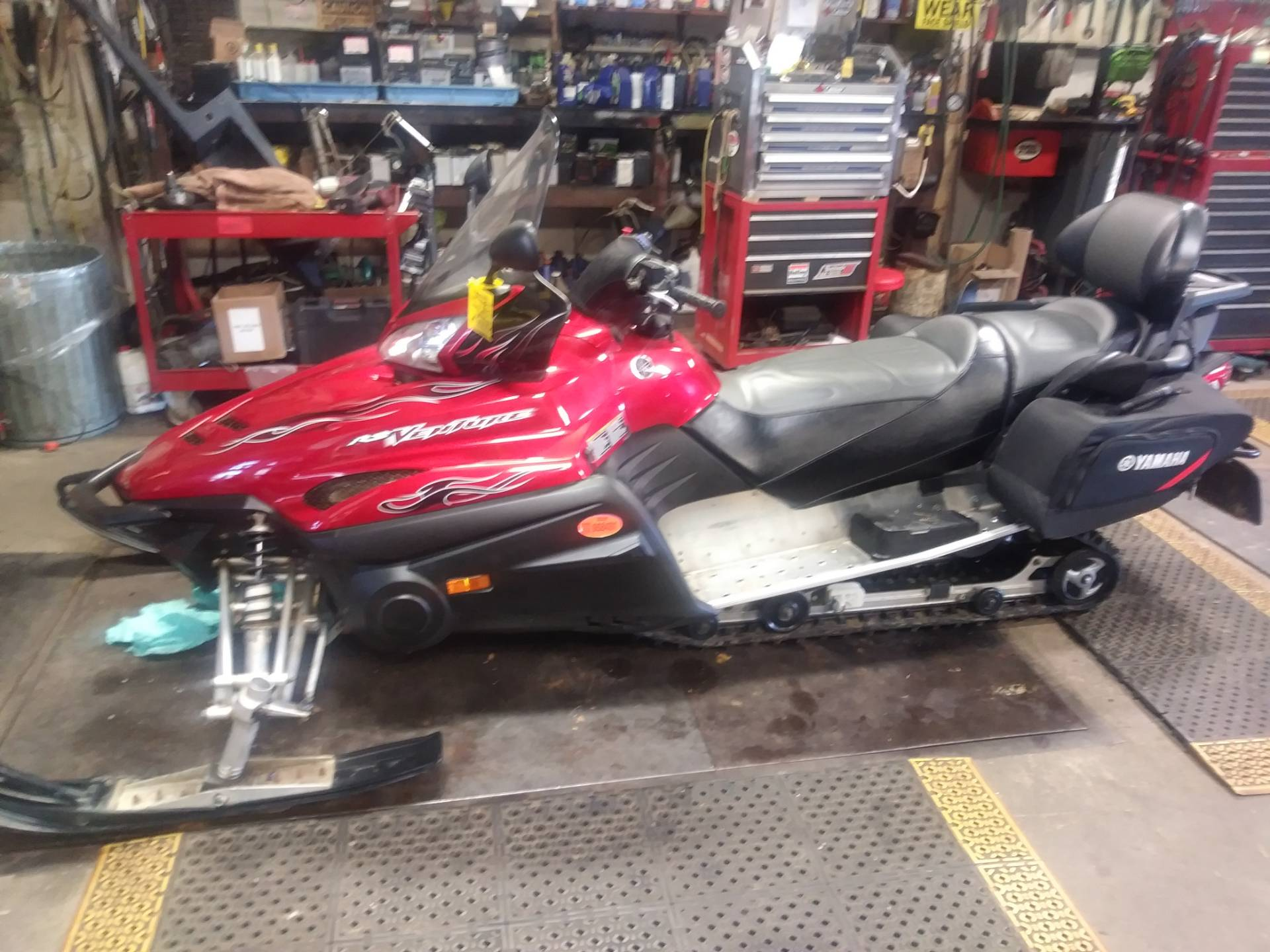 2005 Yamaha RS Venture in Lincoln, Maine - Photo 3