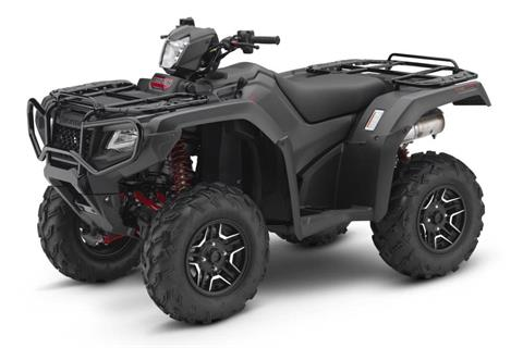 2018 Honda FOREMAN RUBICON DELUXE DCT EPS IRS in Lincoln, Maine