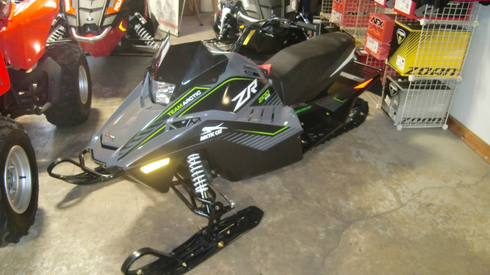 2020 Arctic Cat ZR 200 in Lincoln, Maine - Photo 1