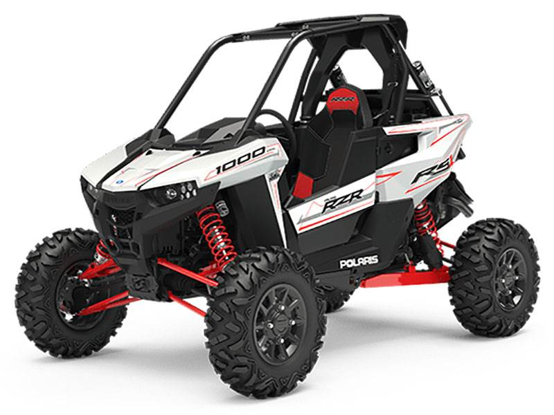 2019 Polaris RZR RS1 in Lincoln, Maine