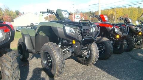 2020 Honda FOREMAN 4x4 EPS in Lincoln, Maine - Photo 3