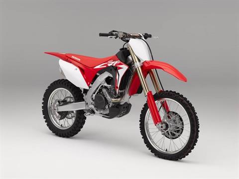 2018 Honda CRF450RJ in Lincoln, Maine