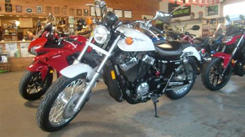 2010 Honda Shadow VT750RS in Lincoln, Maine - Photo 1