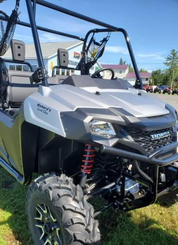 2020 Honda Pioneer 700 Deluxe in Lincoln, Maine - Photo 1