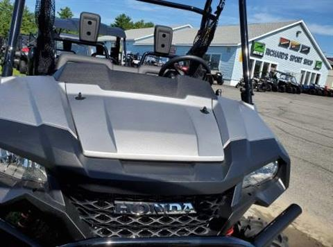 2020 Honda Pioneer 700 Deluxe in Lincoln, Maine - Photo 4