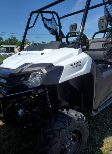 2020 Honda Pioneer 700 in Lincoln, Maine - Photo 1