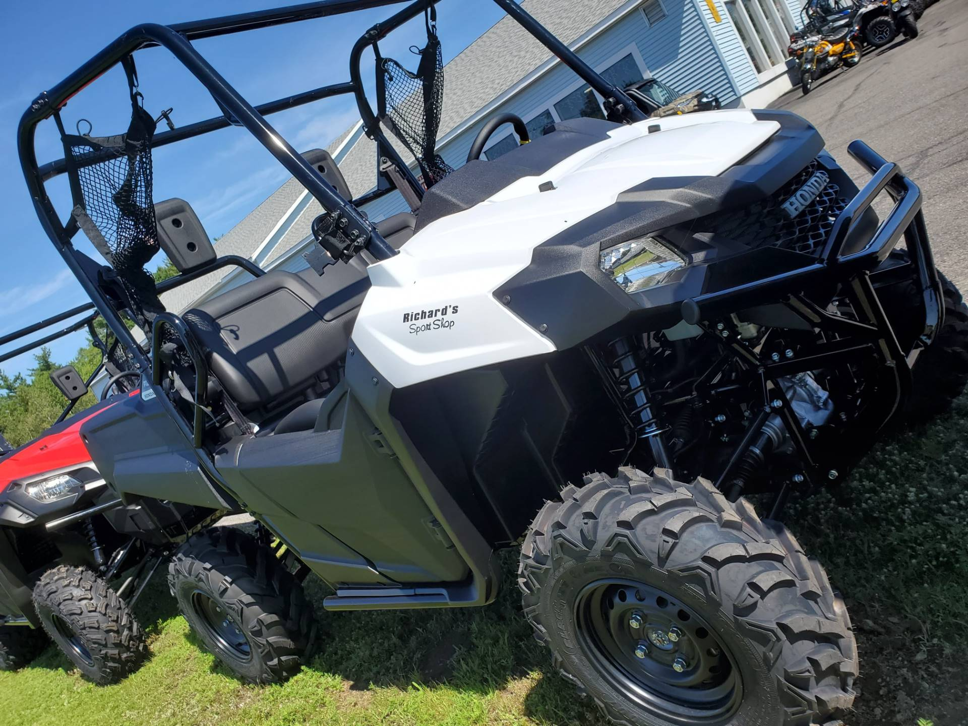 2020 Honda Pioneer 700 in Lincoln, Maine - Photo 3