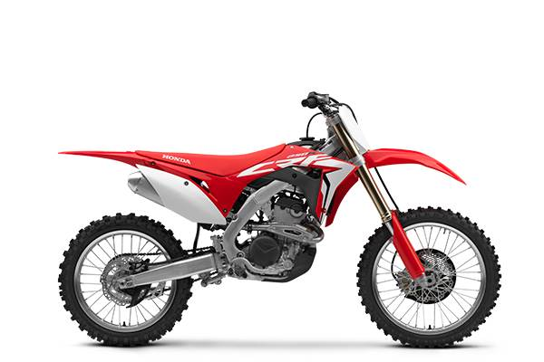 2018 Honda CRF 250R in Lincoln, Maine