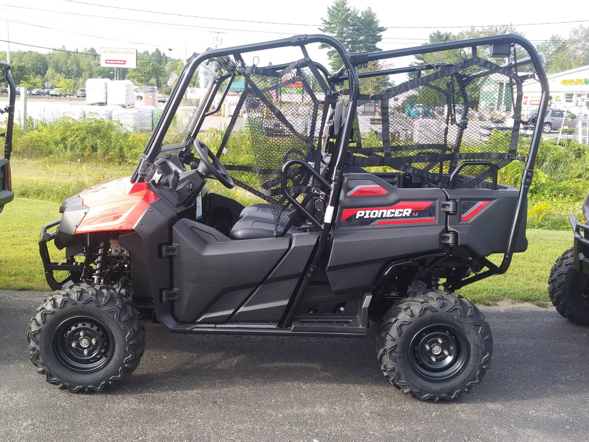 2018 Honda Pioneer 700-4 in Lincoln, Maine