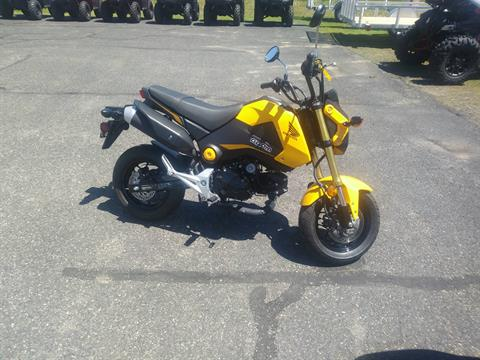 2015 Honda Grom 125 in Lincoln, Maine - Photo 2