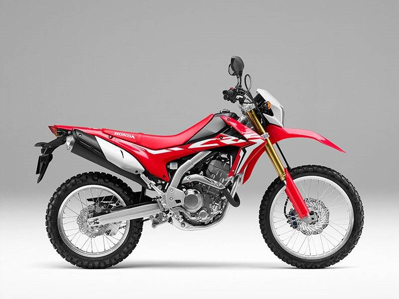 2017 Honda CRF250L in Lincoln, Maine
