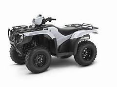 2017 Honda FOREMAN 4x4  SWINGARM in Lincoln, Maine