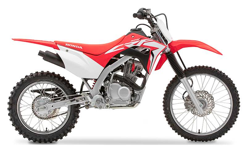 2019 Honda CRF 125 FBK in Lincoln, Maine