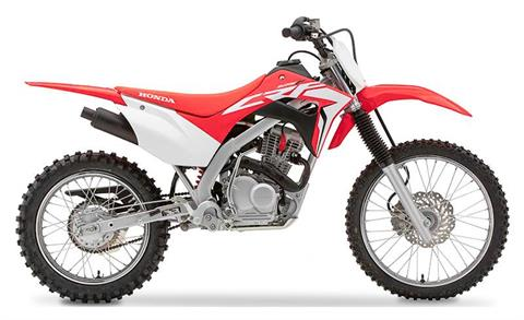 2019 Honda CRF 125FBK in Lincoln, Maine