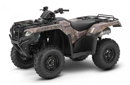 2016 Honda RANCHER 4x4 AT TRS in Lincoln, Maine