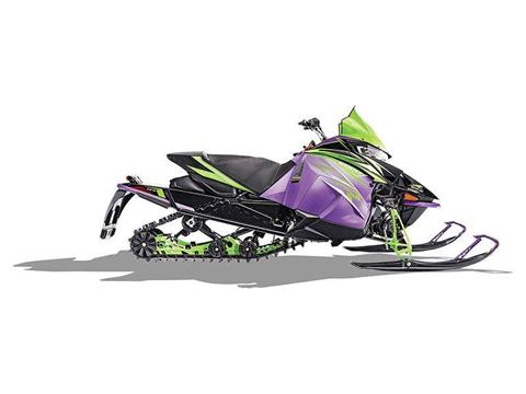 2019 Arctic Cat ZR6000 Limited ES 129 in Lincoln, Maine