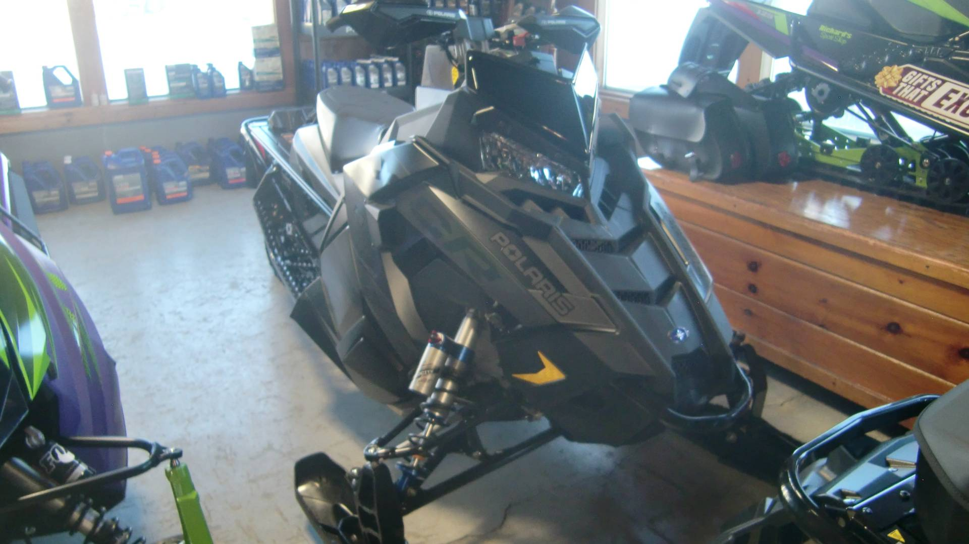 2021 Polaris INDY XCR 850 129 in Lincoln, Maine - Photo 1
