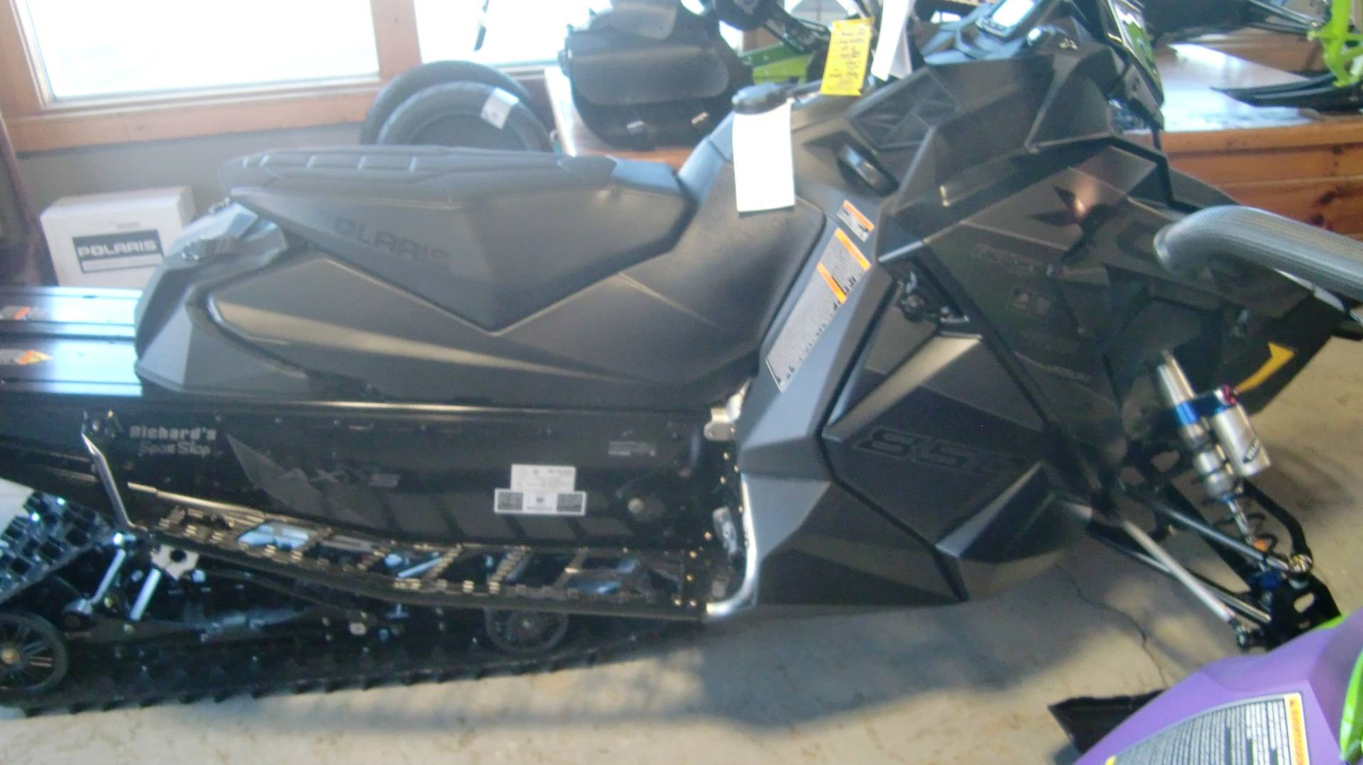 2021 Polaris INDY XCR 850 129 in Lincoln, Maine - Photo 4