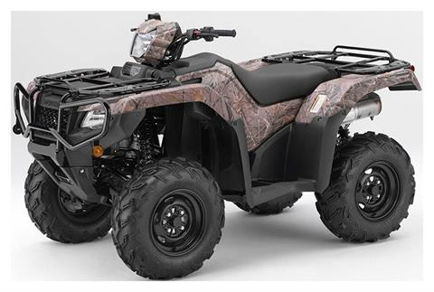 2019 Honda Foreman Rubicon 4x4 EPS IRS in Lincoln, Maine