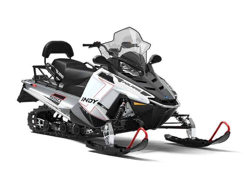 2020 Polaris INDY 550 LXT ES in Lincoln, Maine - Photo 1