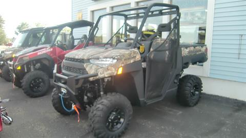 2020 Polaris RANGER XP1000 PREMIUM WINTER PREP. PKG. in Lincoln, Maine - Photo 1