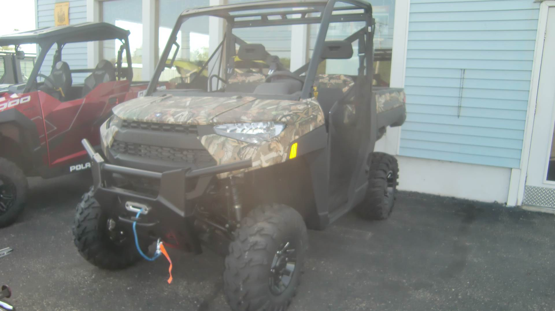 2020 Polaris RANGER XP1000 PREMIUM WINTER PREP. PKG. in Lincoln, Maine - Photo 2