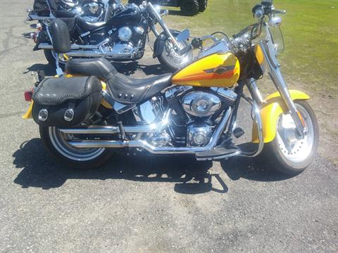 2007 Harley Davidson Fat Boy in Lincoln, Maine - Photo 1