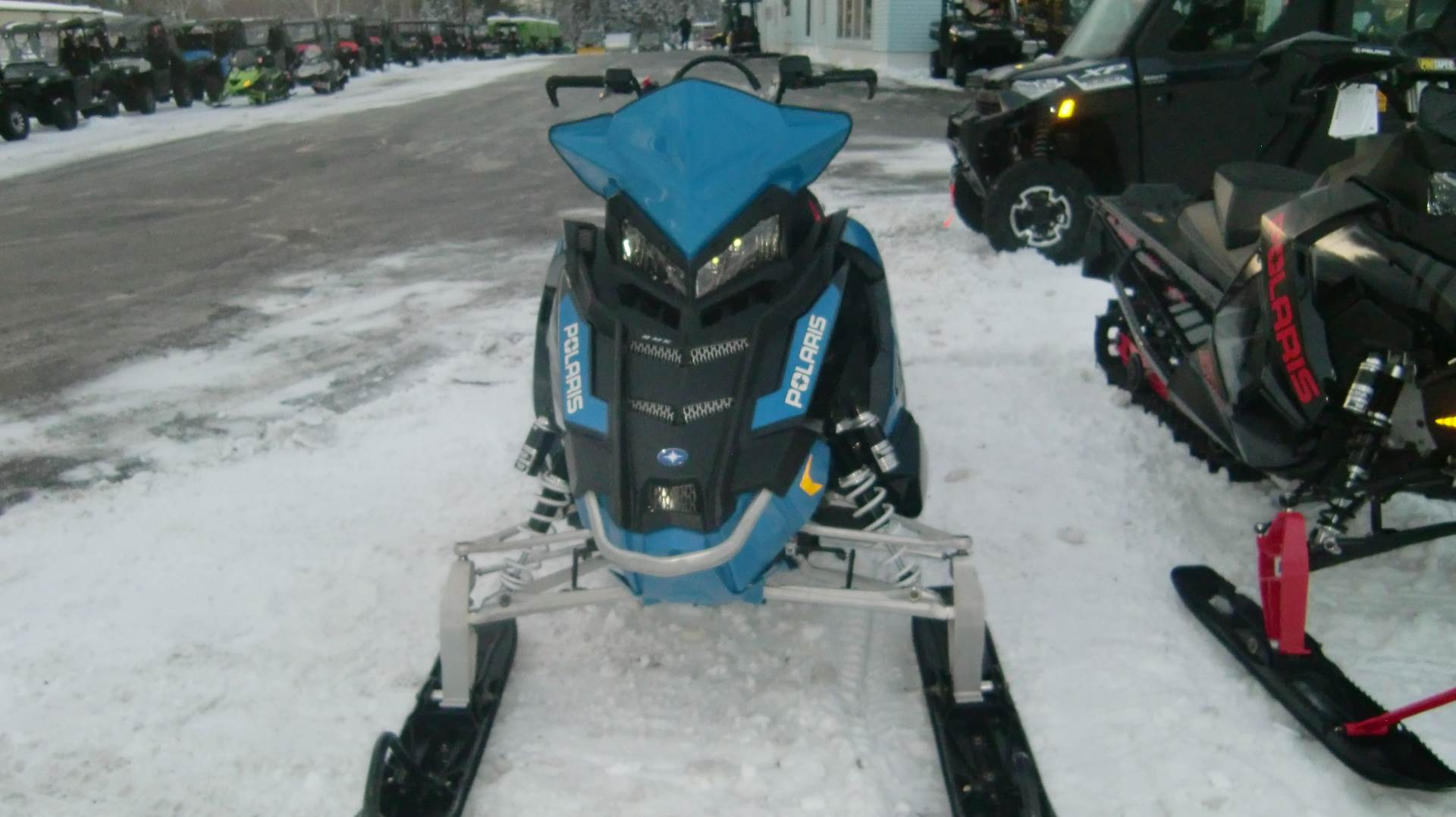 "2016 Polaris SKS 800 155"" ES in Lincoln, Maine - Photo 2"