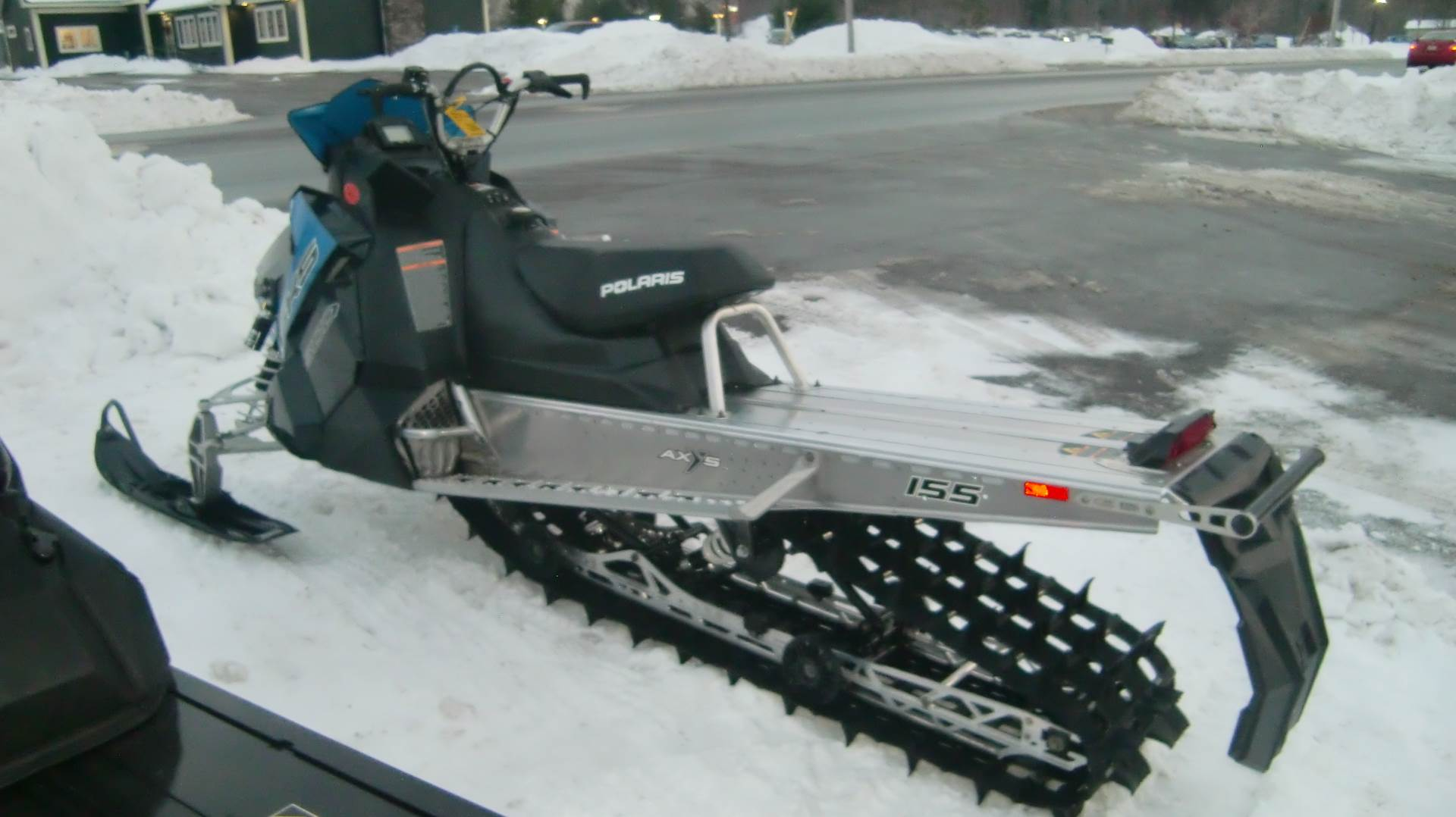 "2016 Polaris SKS 800 155"" ES in Lincoln, Maine - Photo 3"