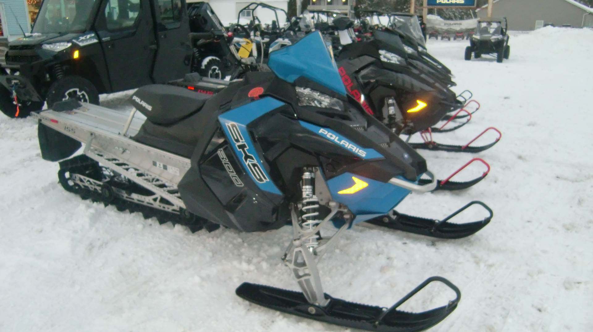 "2016 Polaris SKS 800 155"" ES in Lincoln, Maine - Photo 4"