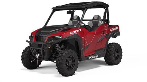 2020 Polaris GENERAL 1000 DELUXE in Lincoln, Maine