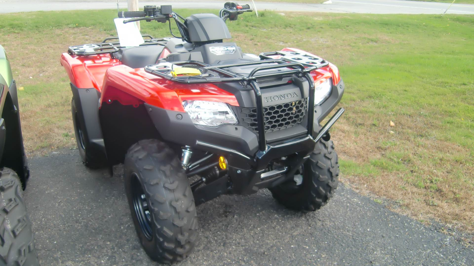 2020 Honda RANCHER 420 4x4 AT EPS in Lincoln, Maine - Photo 1