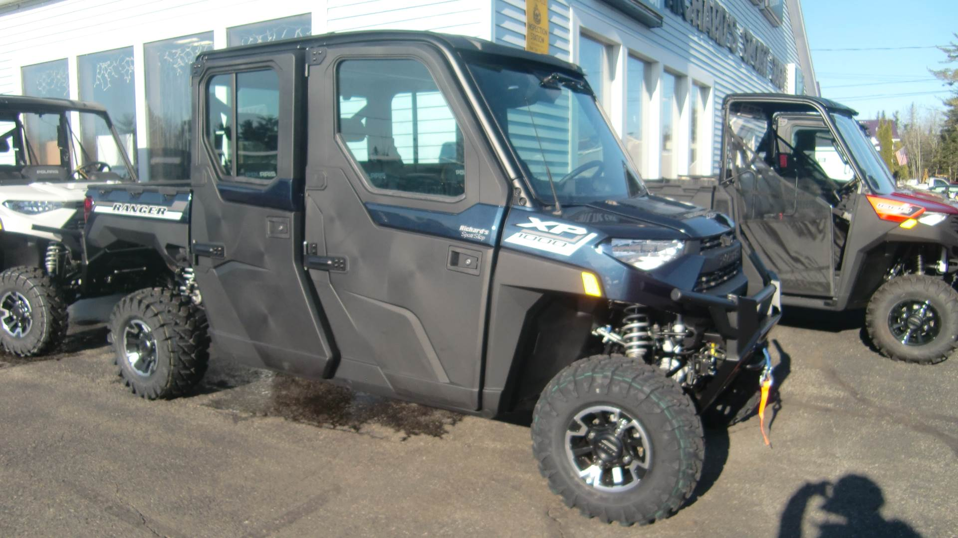 2020 Polaris RANGER CREW NORTHSTAR EDITION in Lincoln, Maine - Photo 3