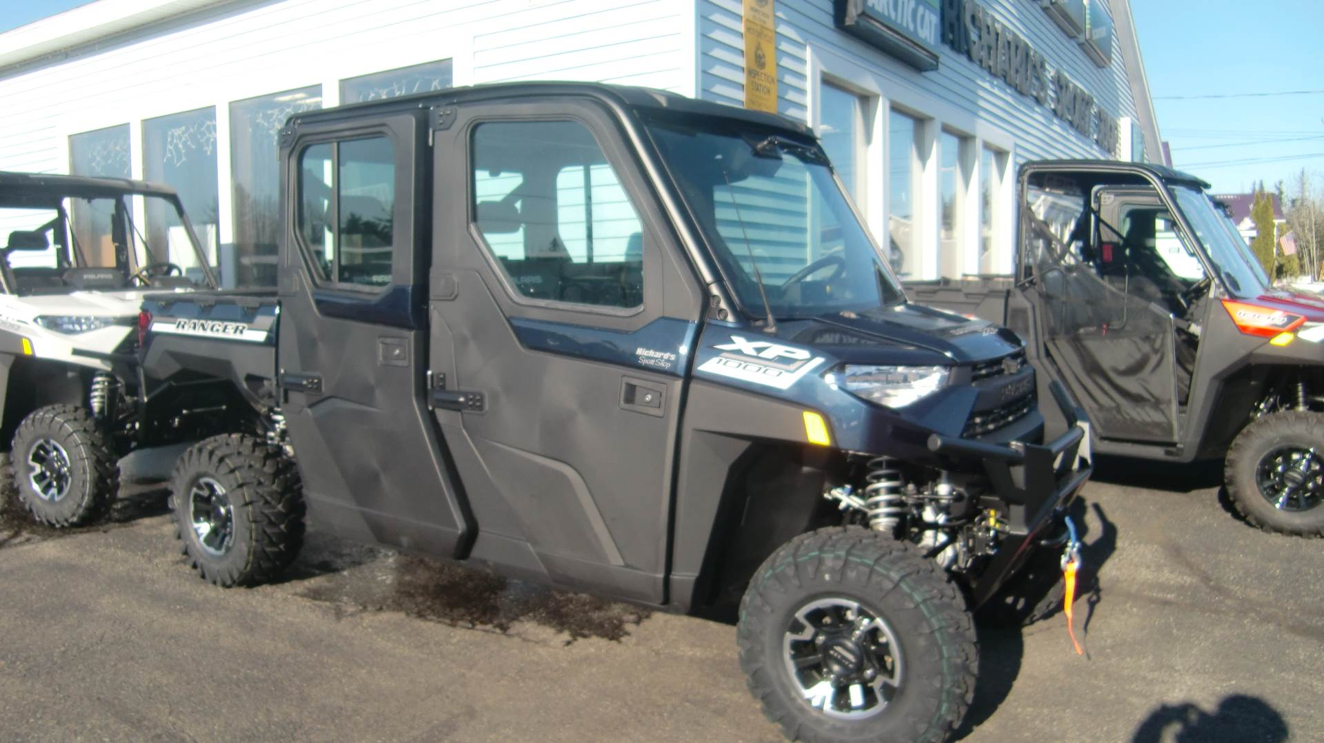 2020 Polaris RANGER CREW NORTHSTAR EDITION in Lincoln, Maine - Photo 4