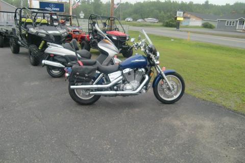 2004 Honda SHADOW 1100 in Lincoln, Maine