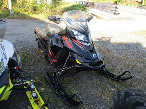 2015 Ski-Doo Renegade® X® 800R E-TEC® E.S.,  Ripsaw in Colebrook, New Hampshire
