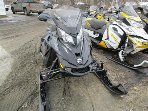2017 Ski-Doo MXZ X 1200 4-TEC w/ Adj. pkg. Ice Ripper XT in Colebrook, New Hampshire
