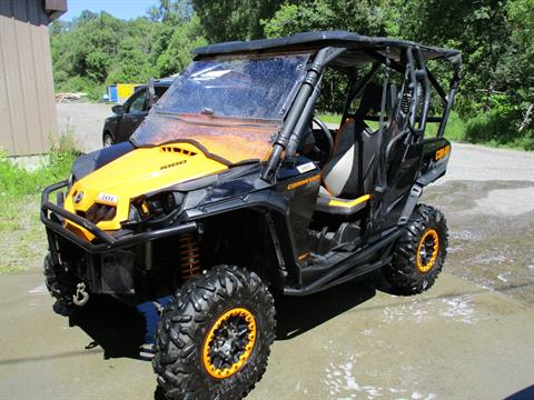 2015 Can-Am Commander™ XT-P™ 1000 in Colebrook, New Hampshire