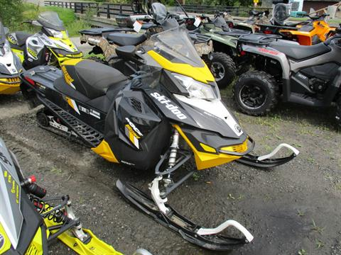 2016 Ski-Doo MXZ Blizzard in Colebrook, New Hampshire