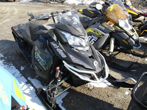 2016 Ski-Doo MX Z X-RS 800R E-TEC E.S. w/ Adj. pkg, Ripsaw in Colebrook, New Hampshire