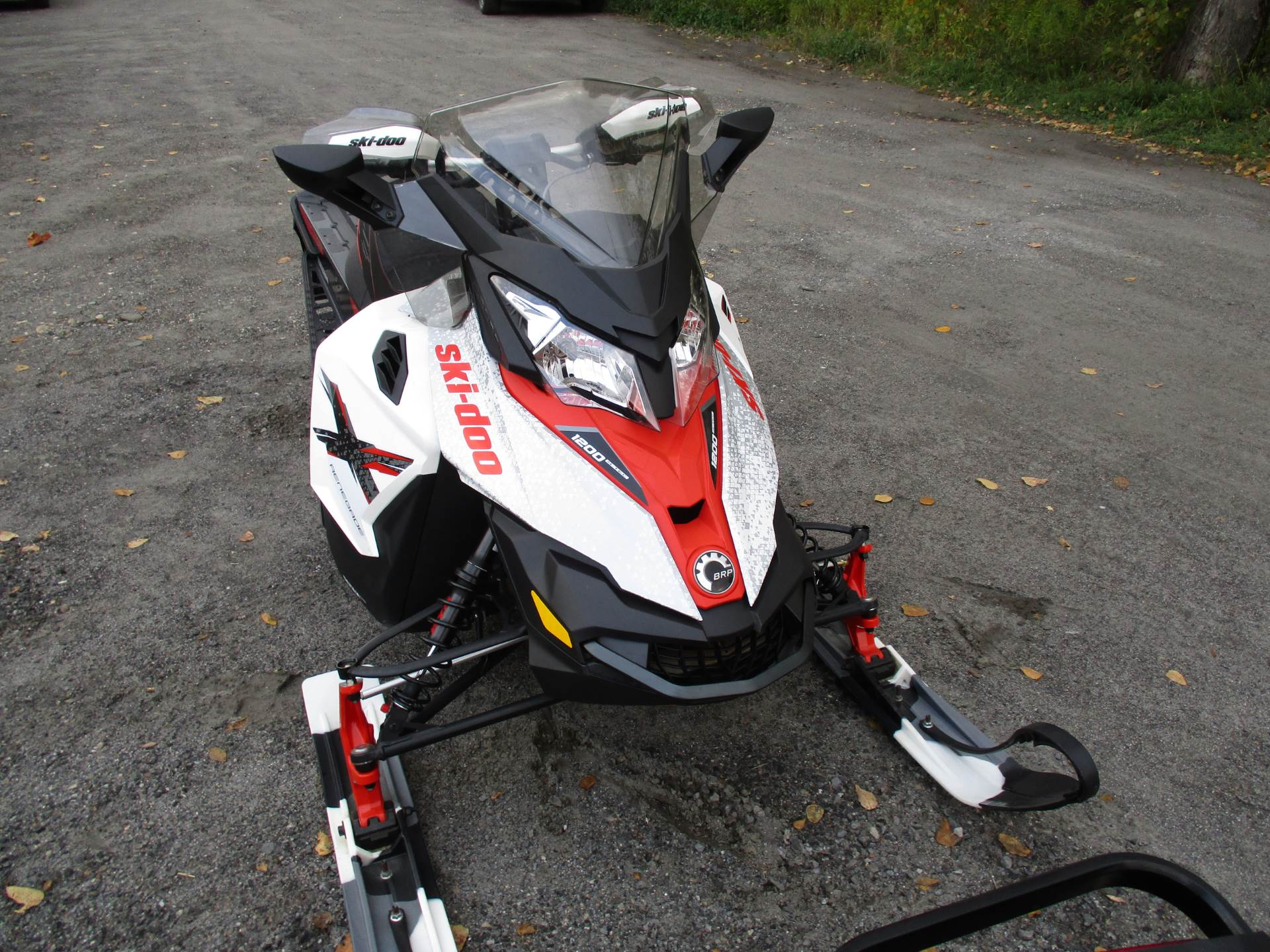 2016 Ski-Doo Renegade X 1200 4-TEC ES Ripsaw in Colebrook, New Hampshire - Photo 1