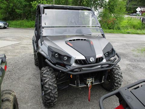 2016 Can-Am Commander XT 800R in Colebrook, New Hampshire